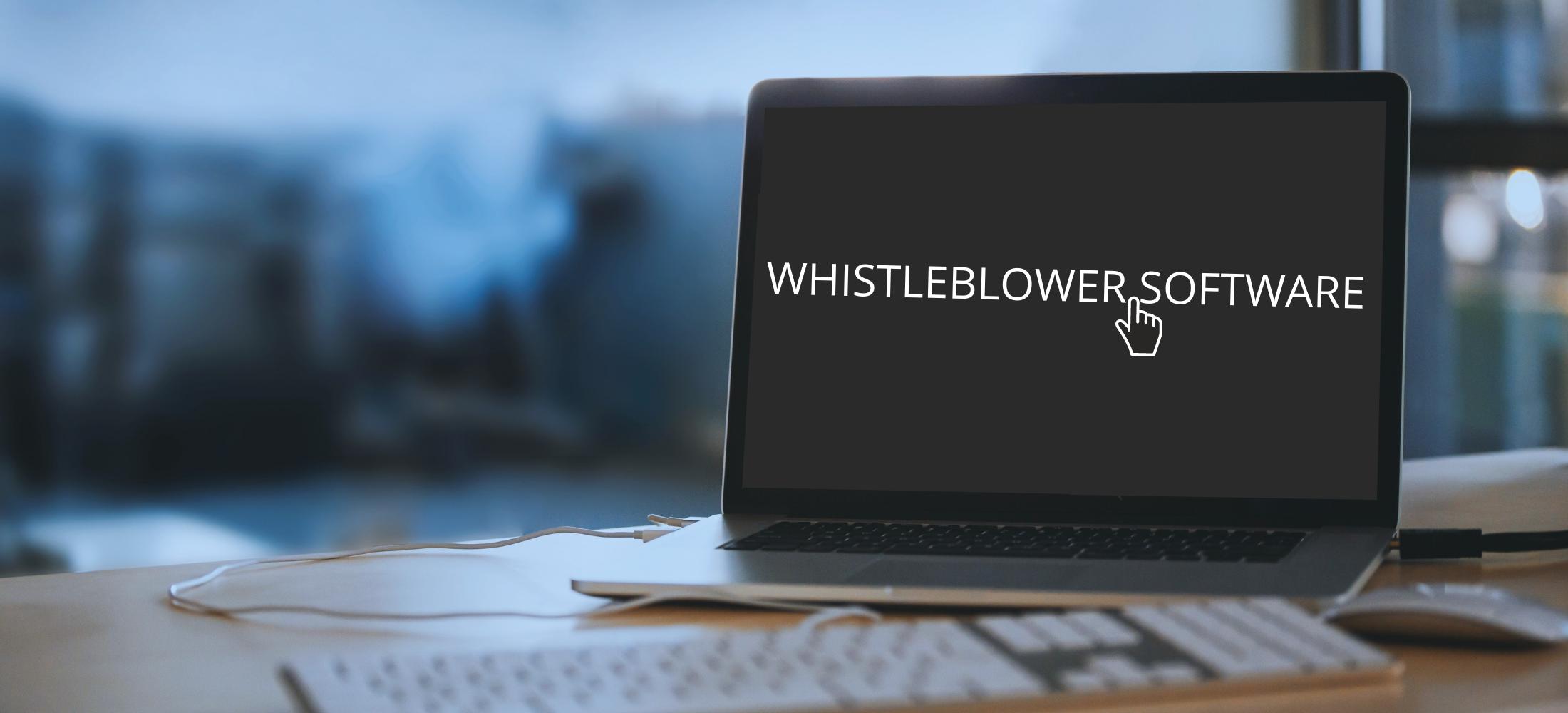 Whistleblower programme